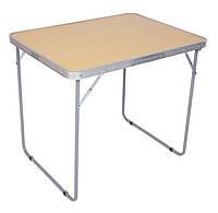 Стол складной для пикника, рыбалки, туризма. Weekender PC1886-2. 80х60 см. Очень надежный!