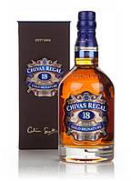 Виски Chivas Regal 18 лет 0,75 Л.