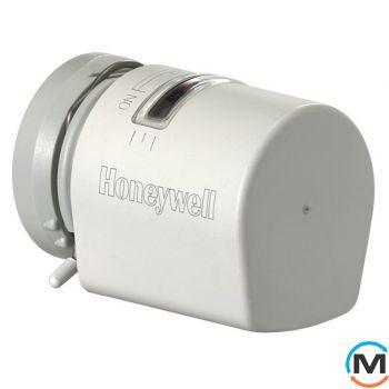 Термопривод Honeywell 230В нормально открытый ход 6,5 мм с концевым выключателем