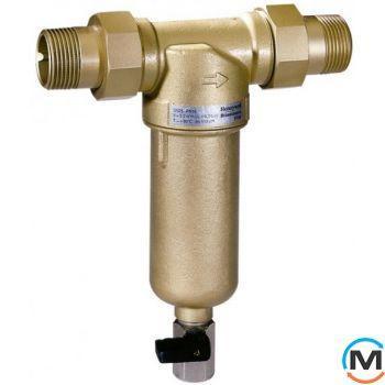 """Самопромывной Фильтр Honeywell 1/2"""", сетка 100 мкм. Тmax - 80"""