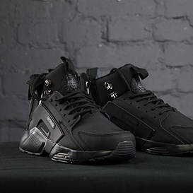 Nike Huarache Winter Acronym Black (реплика)