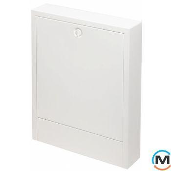 Шкаф TECE внешняя VS-AP 880, цвет белый Ш880 / В620 / Г125