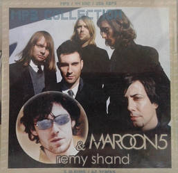 MP3 диск Maroon 5 & Remmy Shand