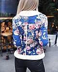 Женская куртка из замша, фото 3