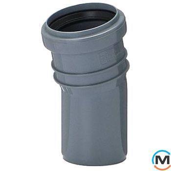 Колено канализационное Magnaplast 110/15