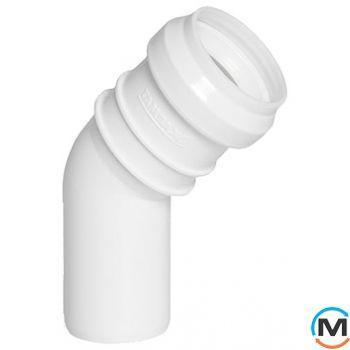 Колено канализационное Magnaplast 32/30