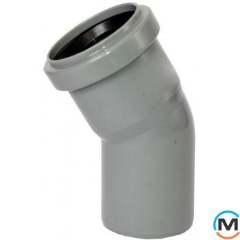 Колено канализационное Magnaplast 50/67