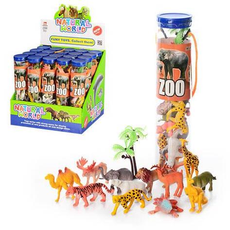 """Животные T805 """"Natural World"""", 20 шт. в упаковке (Y), фото 2"""