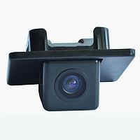 Штатная камера заднего вида Prime-X CA-1398. Hyundai Avante, Elantra, Grandeu/KIA Cerato/Ssang Yong/Geely