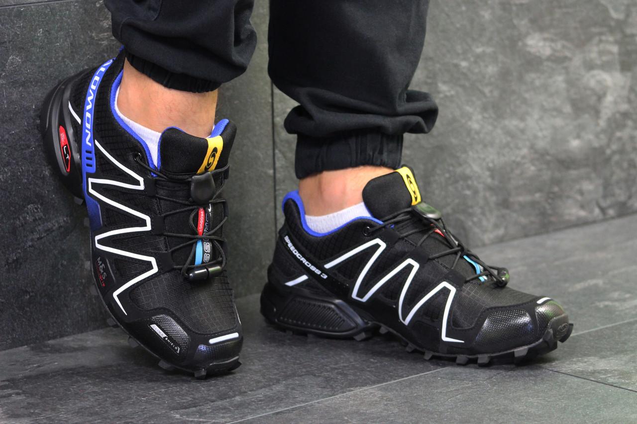 Купить Мужские кроссовки Salomon Speedcross 3 реплика 75c6d9ef13193