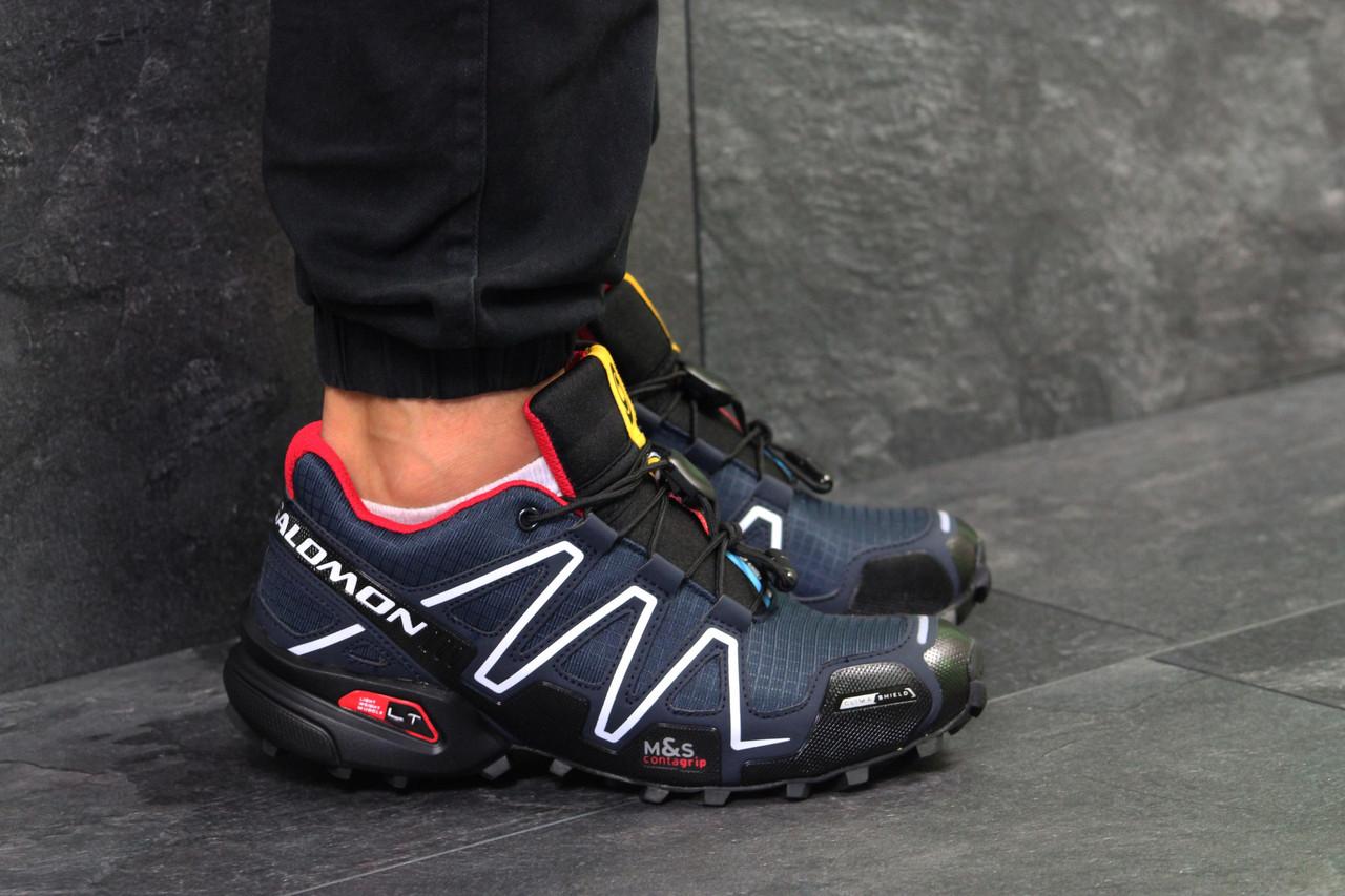 Купить Мужские кроссовки Salomon Speedcross 3 реплика 5cf2cca4cd9c5