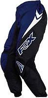 Детские мото штаны Fox Kids 180 Racepants синий, Y 26