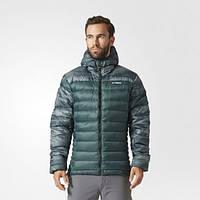 Мужская куртка-пуховик Adidas Terrex Climawarm(Артикул:BS2522), фото 1