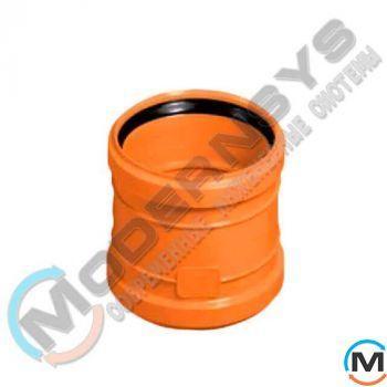 Муфта канализационная Magnaplast KG соединительная 200