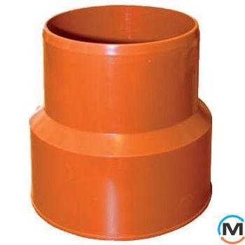 Переход канализационный Magnaplast KG на чугунные трубыG 160**