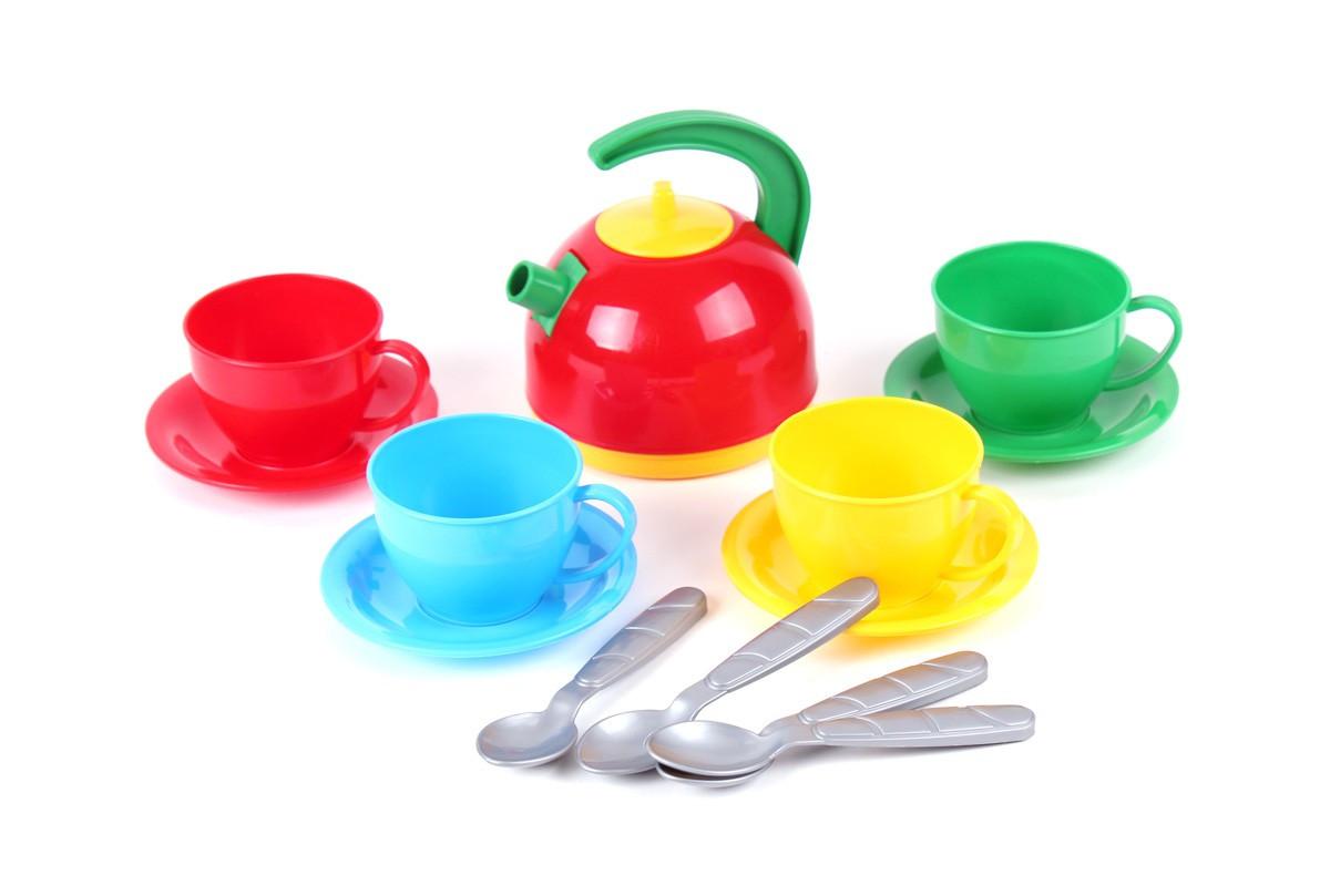 """Іграшка посуд """"Маринка 4 ТехноК"""" 0878 Технок"""