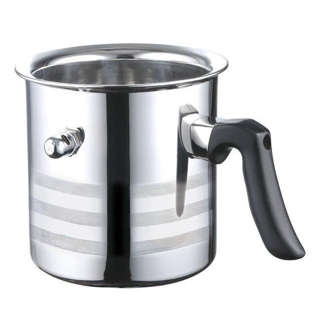 Кастрюля молочник, со свистком (1.5 л.) BLAUMANN BL-3222 - молоковарка