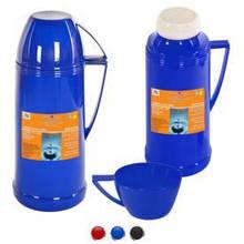 Термос пластик+стекло 0,45л Stenson 118