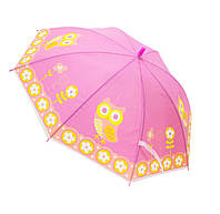 Зонтик Совы (розовый)