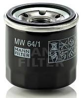 Фильтр масляный Mann MW 64/1 для мотоциклов Honda