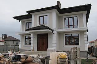 Фасадный декор для украшения частного дома (Совиньон, Одесса) 3