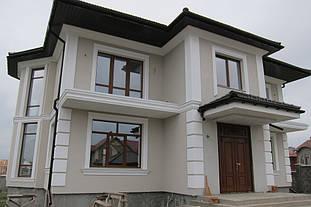 Фасадный декор для украшения частного дома (Совиньон, Одесса) 4