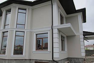 Фасадный декор для украшения частного дома (Совиньон, Одесса) 5