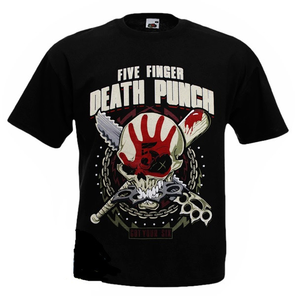 Футболка Five Finger Death Punch -Got Your Six