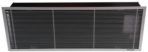Тепловая завеса скрытого монтажа Soler&Palau COR-9 1500 FT   (400V 50HZ)