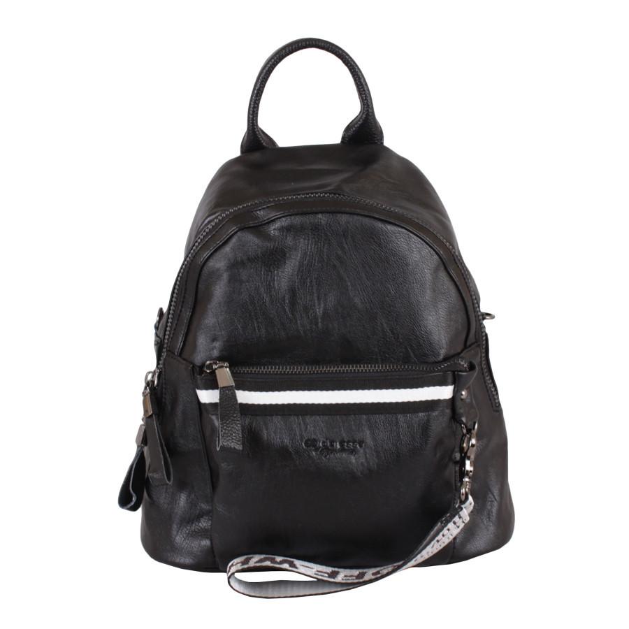 Сумка-рюкзак D22302-1 Черная