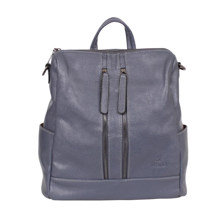 Сумка-рюкзак T37813-630 Синяя