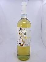Vino Bianco белое сухое вино 0,75 Л.