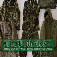 Военная форма и камуфляж секонд хенд оптом. Military - Stracciomania.srl 60c259ef7ec9c