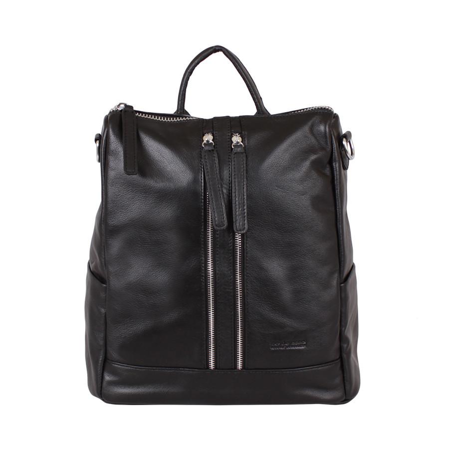 Сумка-рюкзак L46078-2 Чорна