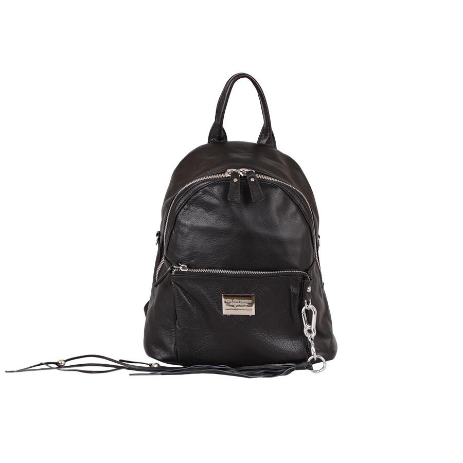 Сумка-рюкзак L46092-2  Черная