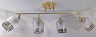 Люстра потолочная на 4 лампочки YR-0178/4