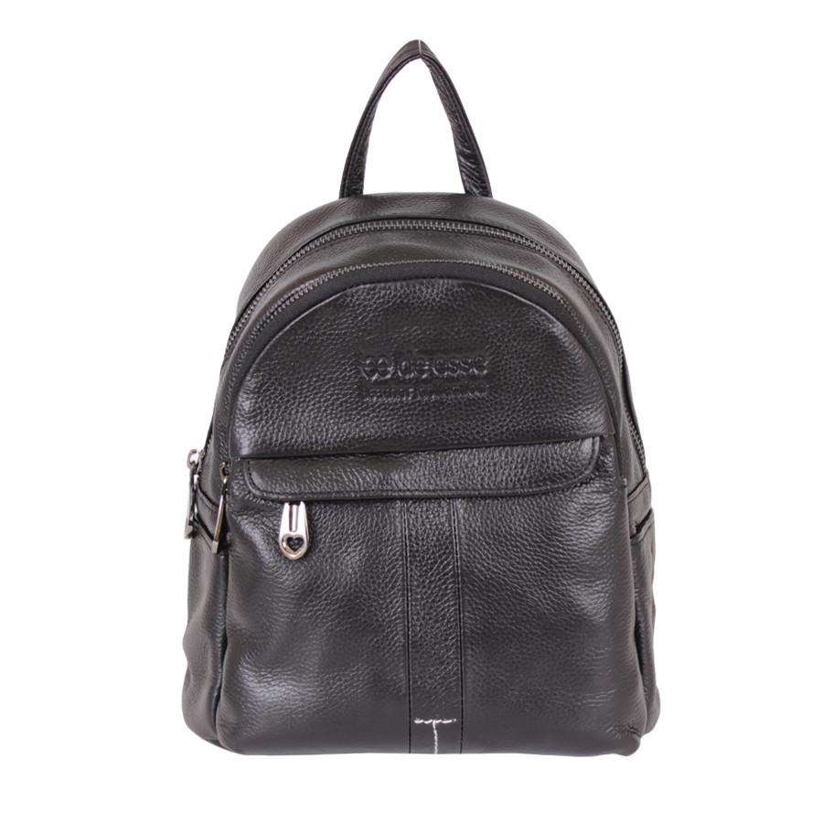 Сумка-рюкзак L26145-1 Черная