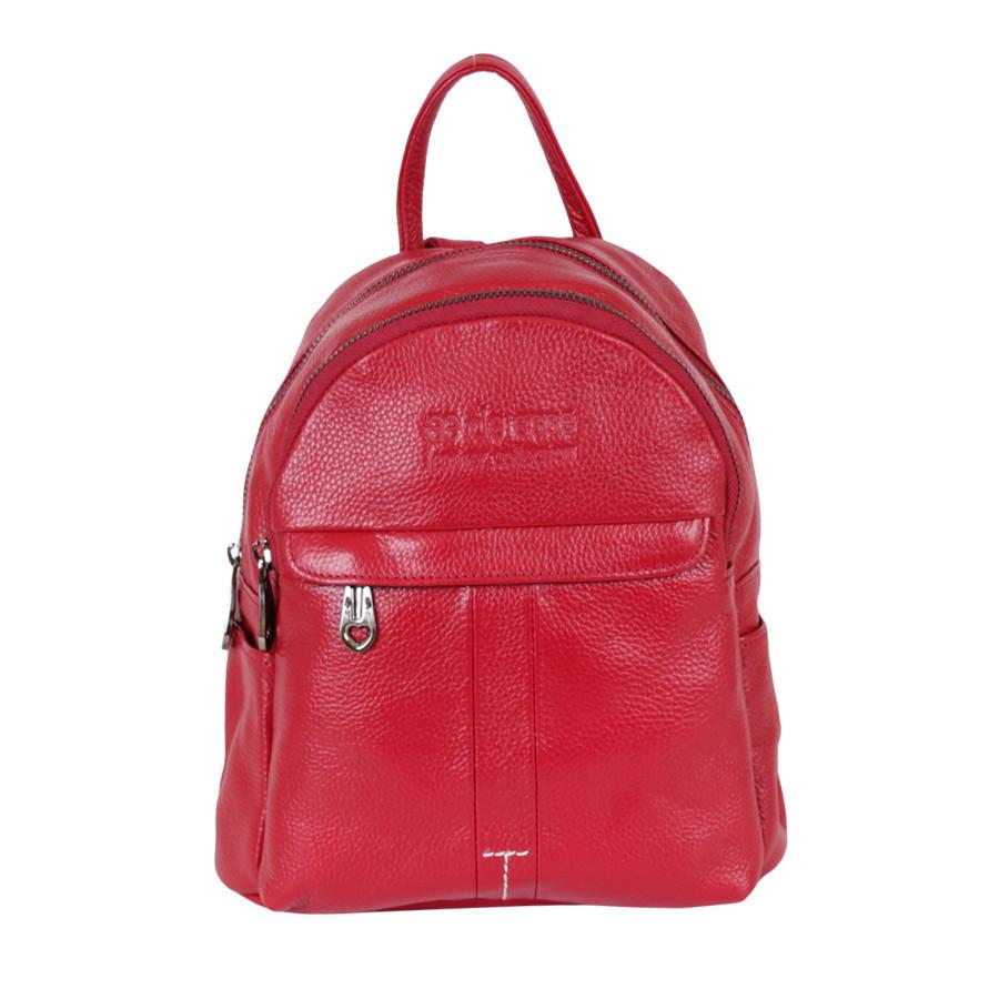 Сумка-рюкзак L26145-3 Красная