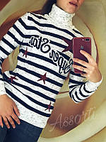 Гольфик женский теплый , фото 1