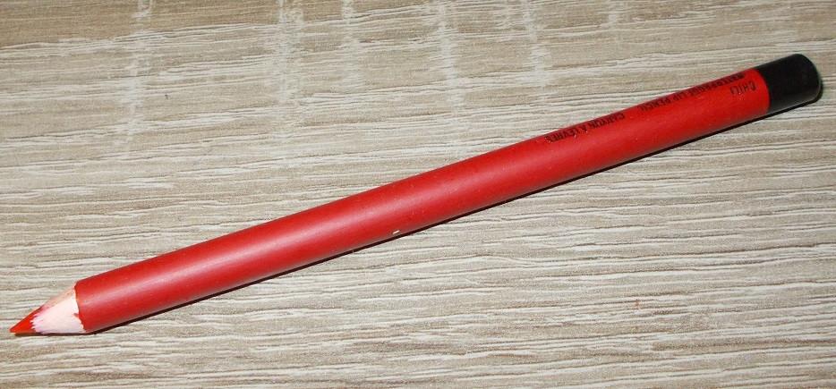 Карандаш для губ NYX  Waterproof Chili