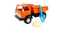 Автомобіль Х2 самоскид Оріон 471 з лопатою і формою