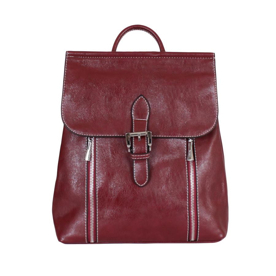 Сумка-рюкзак T37887-807 Бордовая