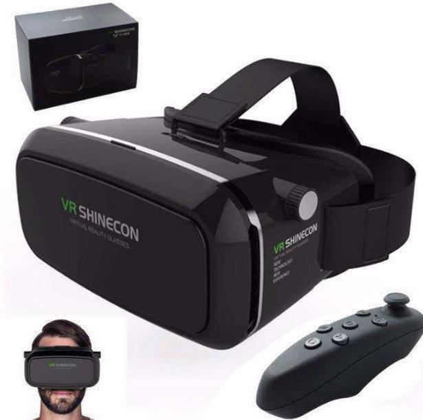 Очки для просмотра 3D изображения-VR очки Shinecon