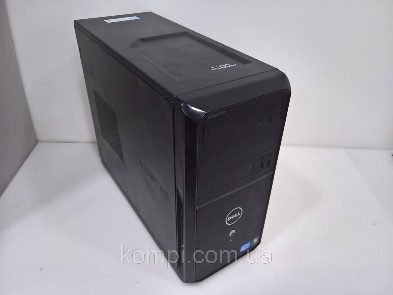 Системний блок Intel I3 DELL VOSTRO (INTEL CORE I3 2100/2Gb DDR3/Video INTG Intel HD/HDD 250Gb /DVD RW)