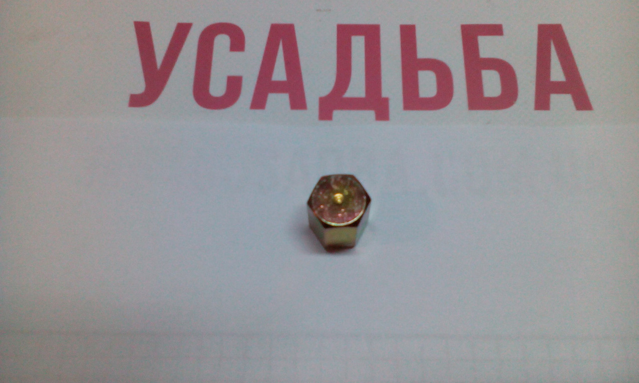 Гайка головки цилиндра (длинная) 186F для дизельного мотоблока 9 л