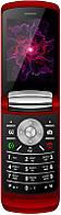 Мобільний телефон Nomi i283 Red (Червоний)