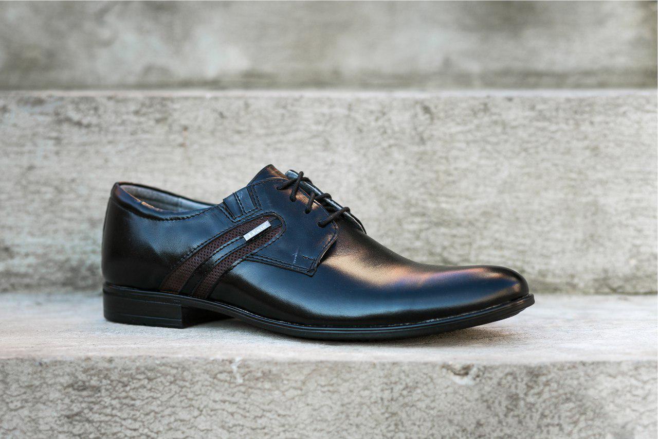 44c1917bc9b37e Туфлі дербі Lemar чорні : продажа, цена в Тернополе. туфли мужские ...