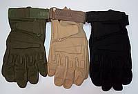 """Тактические перчатки """"BlackHawk"""" (р-р XL)"""