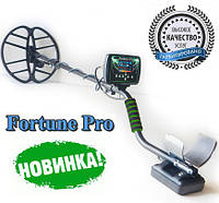 Металлоискатель Фортуна ПРО  / Fortune PRO, FM трансмиттер, OLED-дисплей 6*4