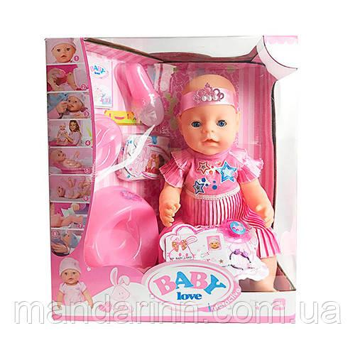 Кукла-пупс Baby Born, Оригинал, девять функций BL023C